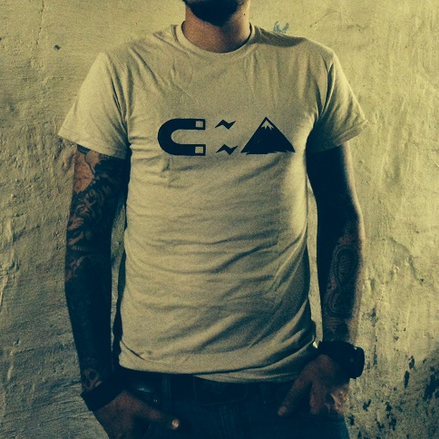 T-Shirt MAGMO - MEN</p> <p>